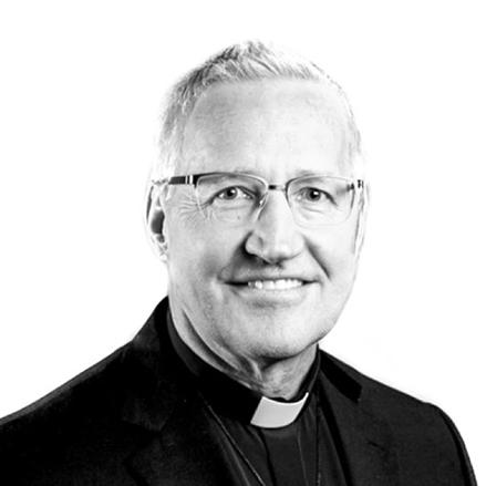 Deacon Darell Nepil